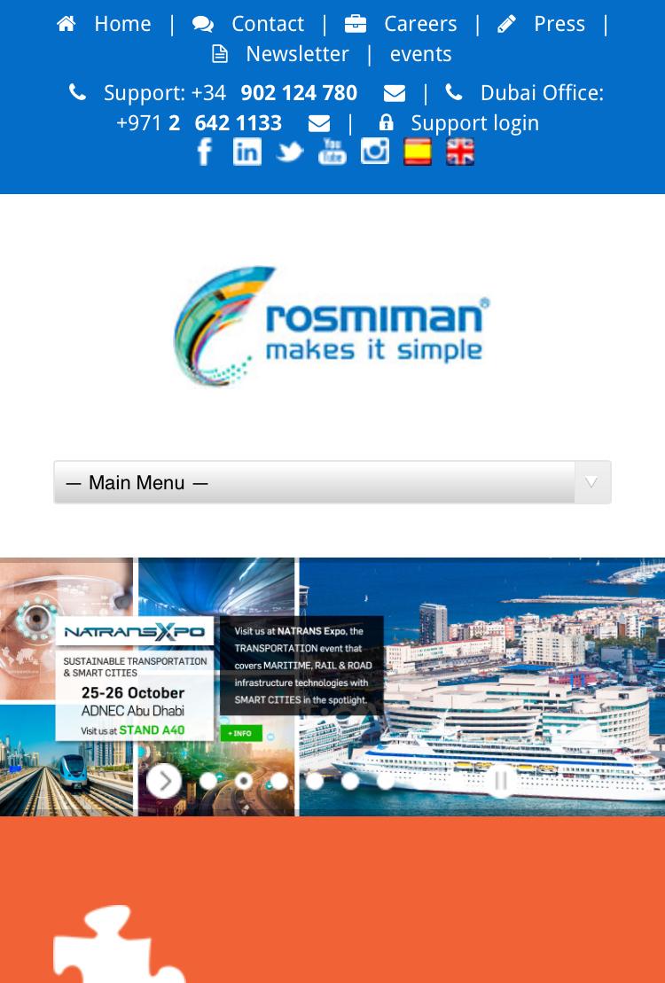 diseño mobile rosmiman