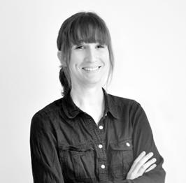 Fotografía en blanco y negro de Esther Sánchez