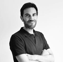 Tomas Talavera blanco y negro