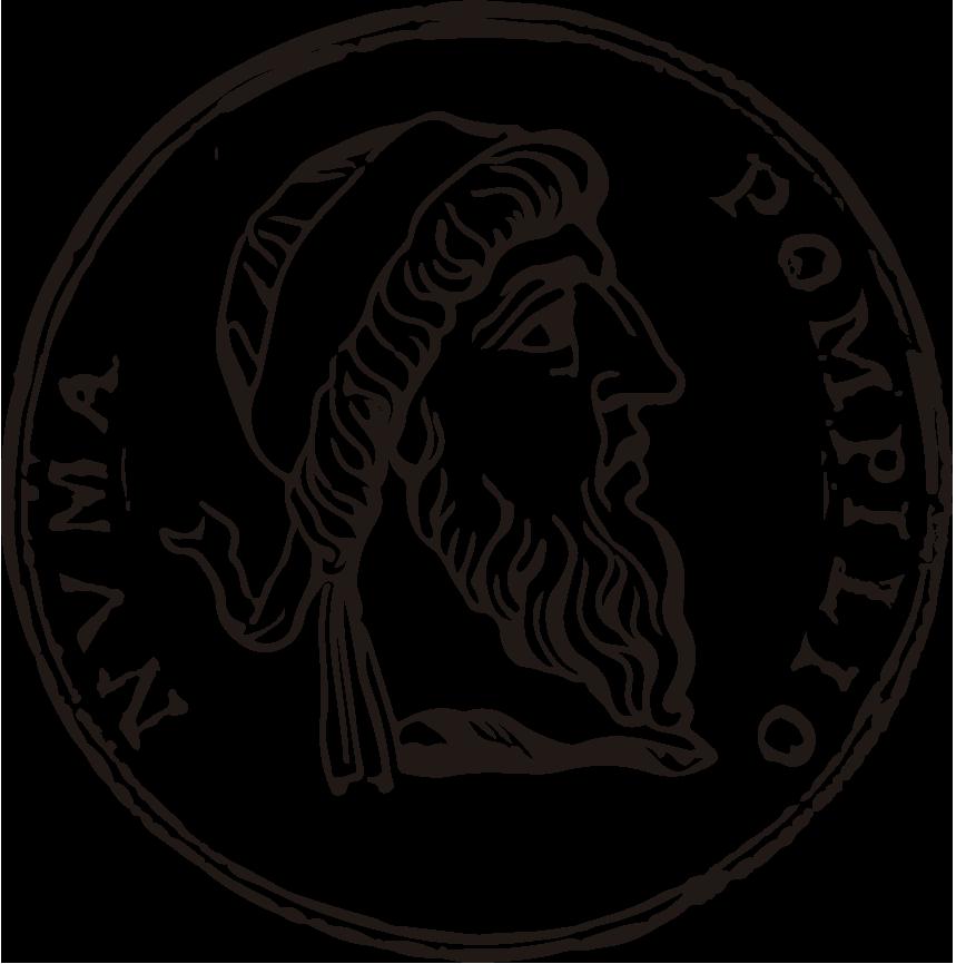 Logotipo Numa Pompilio